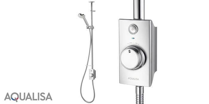 Aqualisa Visage Digital Power Shower