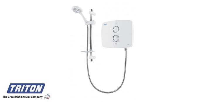 Triton T90SR Silent Pumped Electric Shower