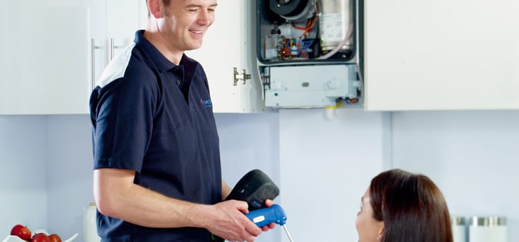 What is Involved in a Gas Boiler Service